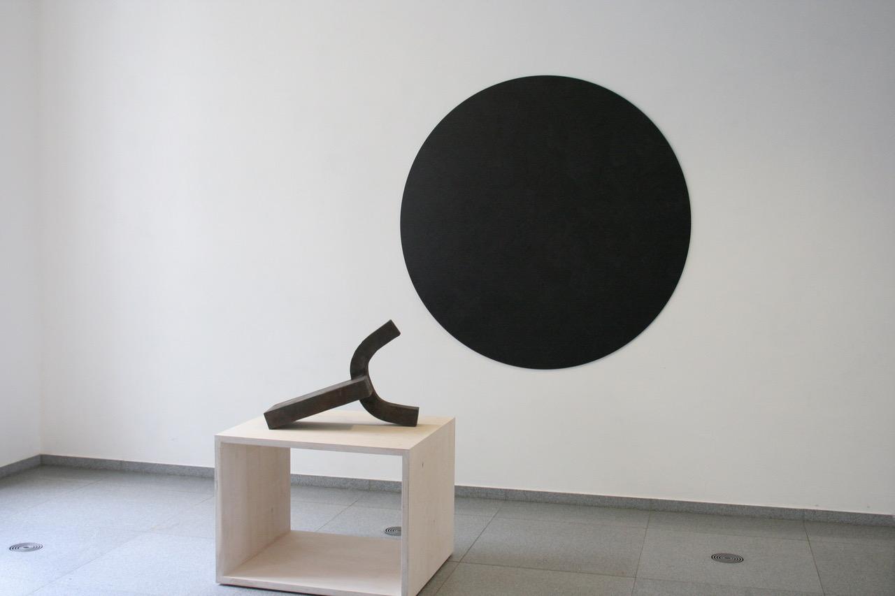 Ansicht einer Ausstellung im Bonner Amts und Landgericht.2009